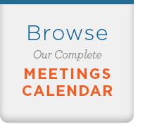 Browse Events Calendar