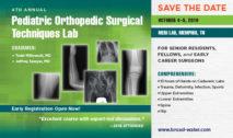 Pediatric Orthopedic Surgical Techniques Lab 2019