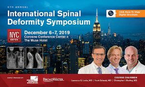 ISDS Spinal Deformity Meeting