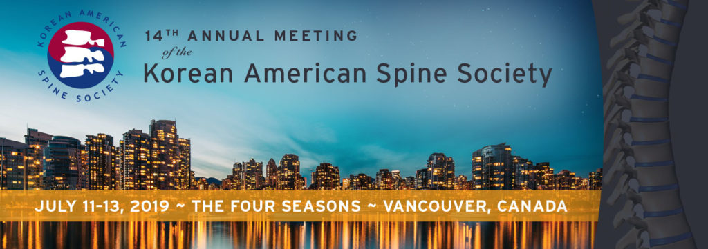 KASS-2019 - CME Spine Meeting