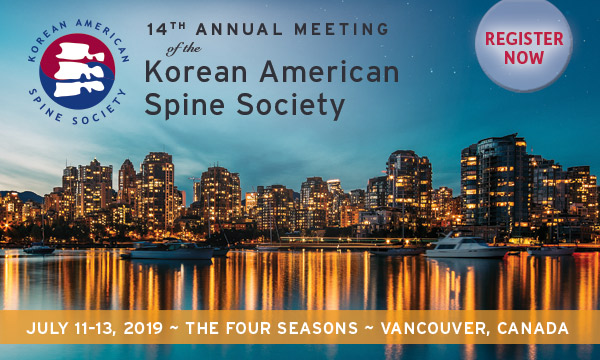 KASS 2019 - CME Spine Meetiing