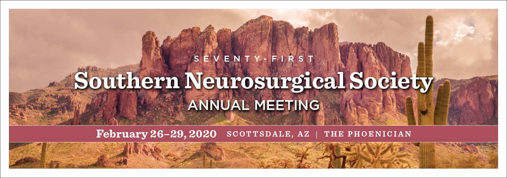 SNS Southern Neurosurgical Society Meeting