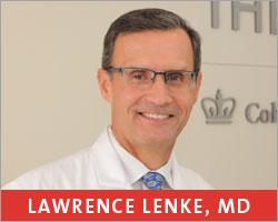Dr. Lawrence Lenke