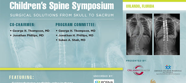International Children's Spine Symposium ICSS