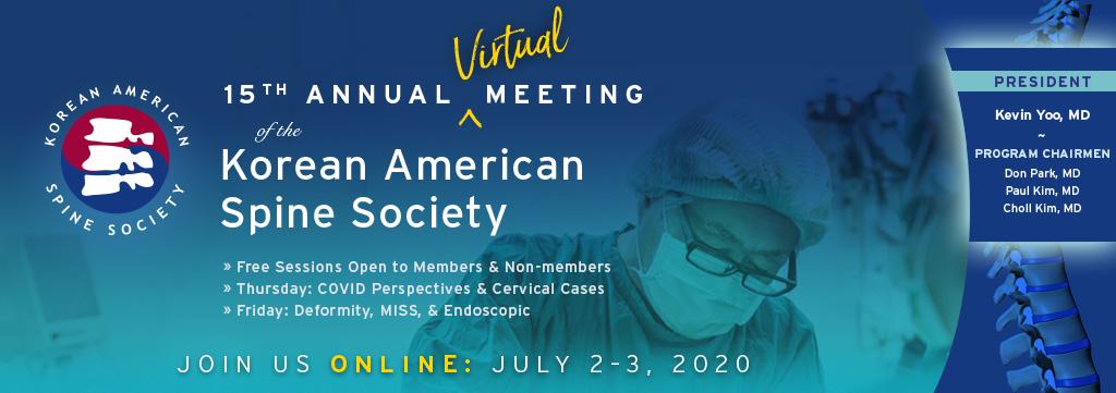 KASS Virtual Annual Meeting2020