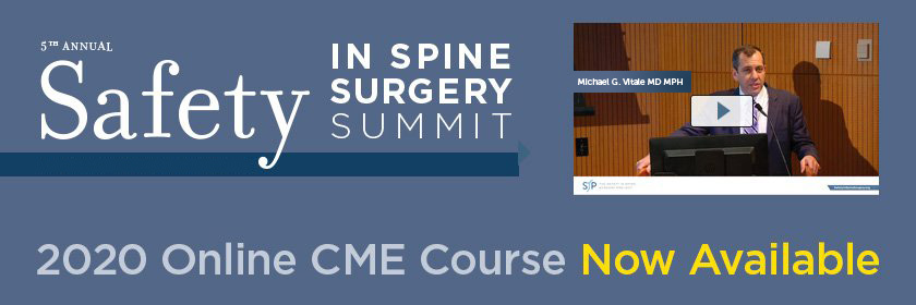 Safety-in-Spine-Surgery-Online Spine Meeting