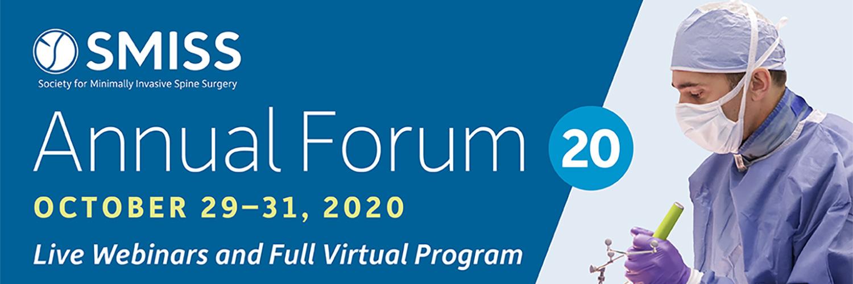 2020 SMISS Annual Forum