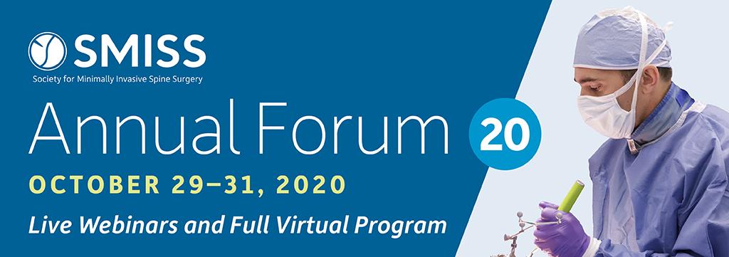 SMISS 2020 Annual Virtual Meeting