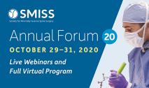 SMISS 2020 Virtual Annual Forum