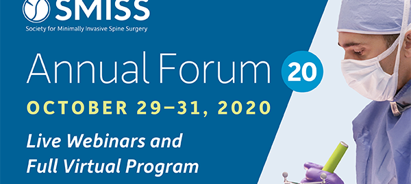 SMISS 2020 Virtual Annual Forum
