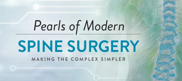 Pearls of Modern Spine Surgery - On Demand
