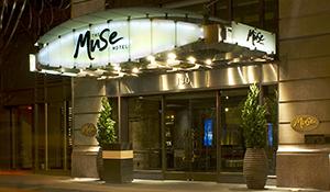Muse Hotel, New York