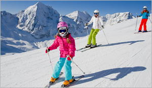 Ski Vail and enjoy the winter wonderland
