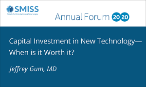 Capital Investment in New Technology – When is it Worth it?