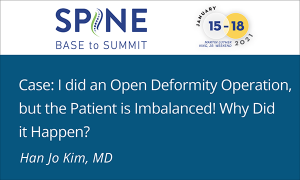 Case: I did an Open Deformity Operation, but the Patient is Imbalanced! Why Did it Happen?